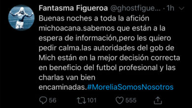 Photo of El Fantasma: Calma Aficionados Monarcas; Llegada Nuevo Club Va Por Buen Camino