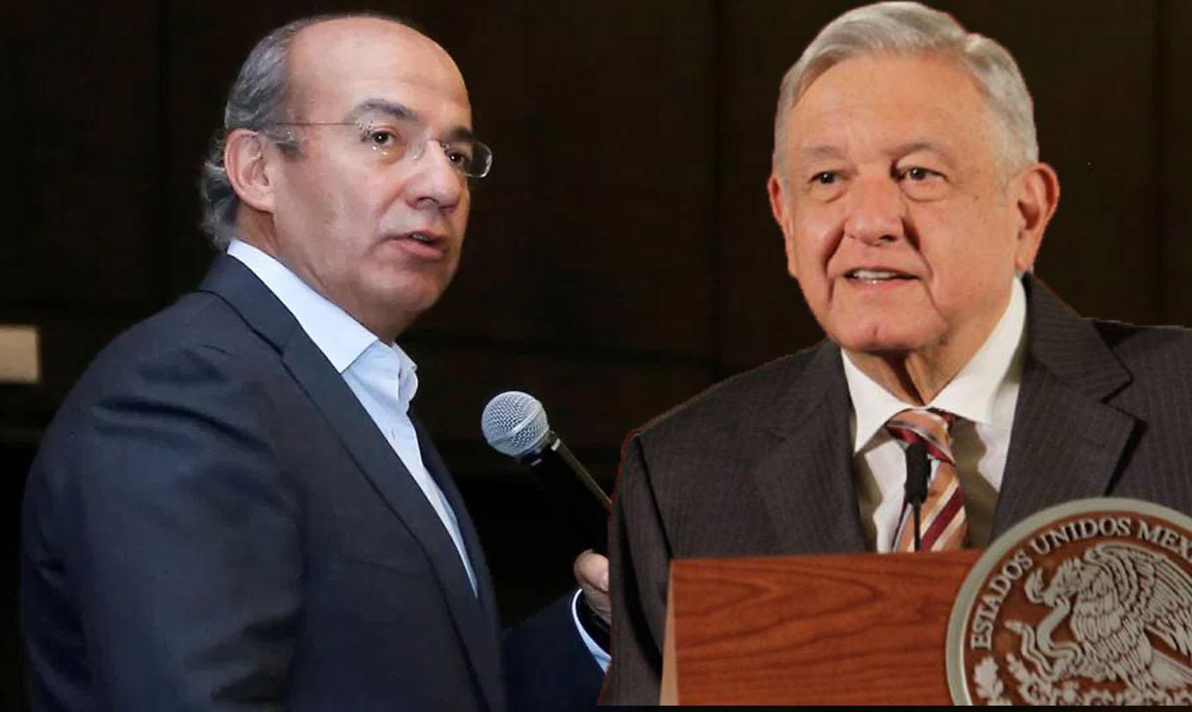 Photo of AMLO Miente, No Me Fui A Iberdrola Al Terminar Mi Administración: Felipe Calderón