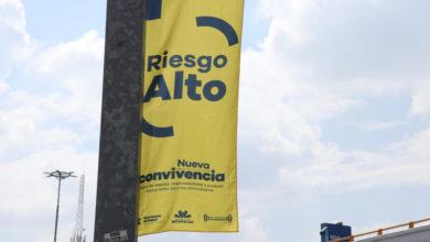 Photo of Gobierno Comienza A Poner Banderas De Advertencia Por Riesgo A COVID-19