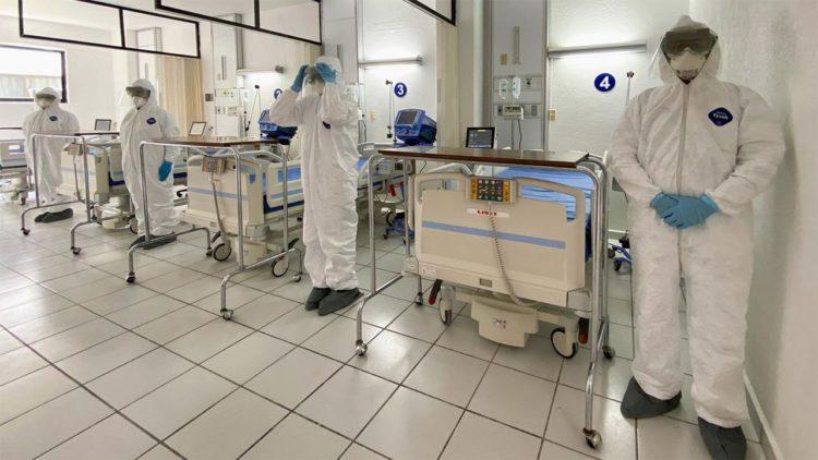 Hospitales COVID Servirán Para Recuperar Servicios Médicos Tras Pandemia: IMSS