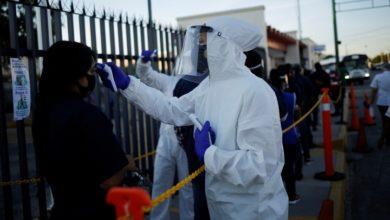 Photo of México Rumbo A Apogeo De La Pandemia, Advierte OPS