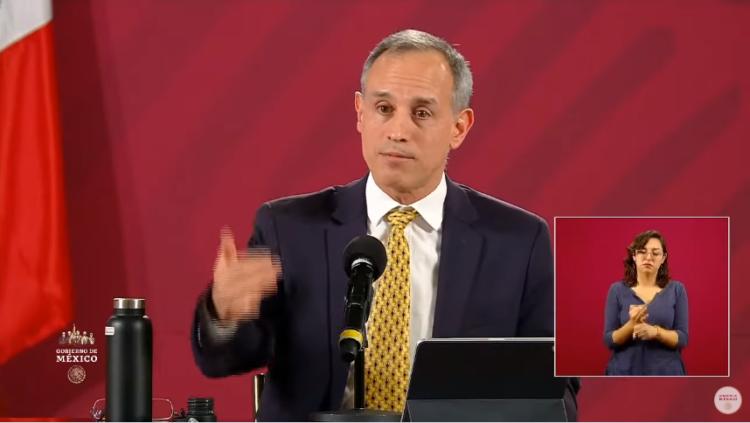 López Gatell Aclara: No Culpamos A Adinerados Al Decir Que Trajeron COVID-19 A México
