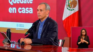"""Photo of Cuestionan Sobre Futuro Cargo A López-Gatell Y Asegura Estar Al """"Servicio Del País"""""""