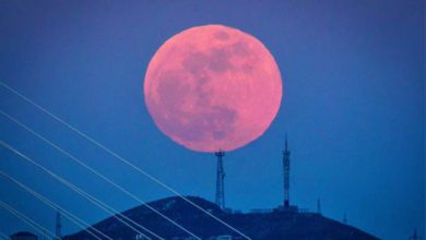 Mañana, Luna De Fresa O Eclipse Penumbral; Checa A Qué Hora