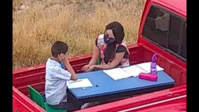 Photo of En México: Maestra Construye Aula Móvil Para Dar Clases A Sus Alumnos Casa Por Casa