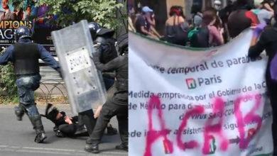Photo of #Video Con Marcha Exigen Justicia Por Melanie, Chava Agredida Por Policía