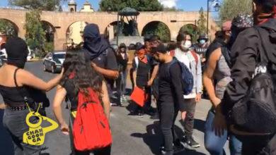 Photo of #Morelia NO Descartan Actos Vandálicos Durante Marcha #JusticiaParaGiovanni