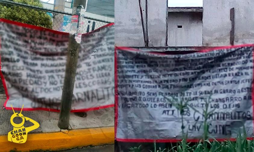 #Michoacán Por Tercera Vez En Menos De 10 Días, Dejan Narcomantas En Zamora