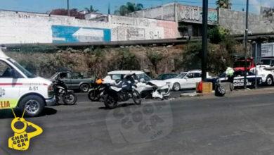 Photo of #Morelia 2 Carritos Hacen La Chocación En Periférico, No Aplicaron Sana Distancia