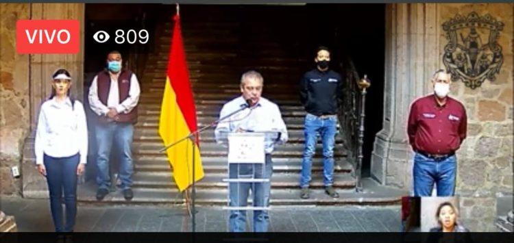 #Morelia Antros Y Bares No Abrirán En Nueva Normalidad; Plazas Públicas Sí: Ayuntamiento