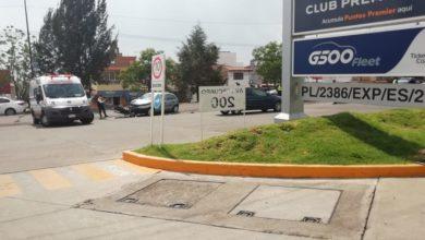 #Morelia Atropellan A Motociclista En Gasolinera De Avenida Atécuaro