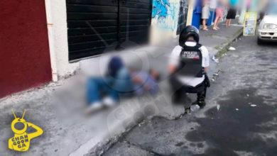 Photo of #Morelia Balean A Joven Mientras Iba Caminando En Las Calles De La Obrera