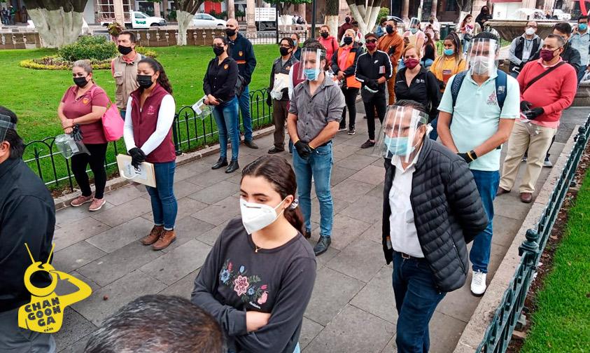Photo of #Morelia Brigadas Checarán Que Negocios Y Calles Implementen Medidas Sanitarias