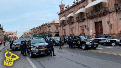 Photo of #Morelia Cierran La Madero Por Entrega Patrullas A Polis De Caminos