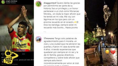 #Morelia Jugadores De Monarcas Comienzan A Despedirse De La Afición