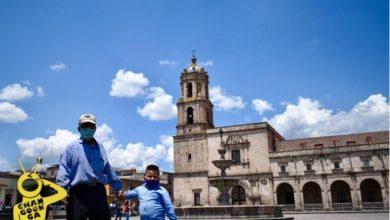 Photo of #Morelia Retiran Vallas Y Liberan Paso A Plazas Del Centro Histórico