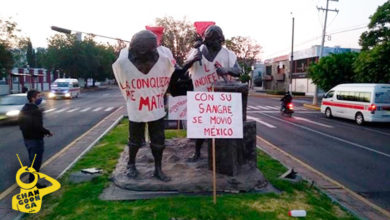 Photo of Historiadores Piden No Se Remueva Estatua De Los Fundadores De Morelia