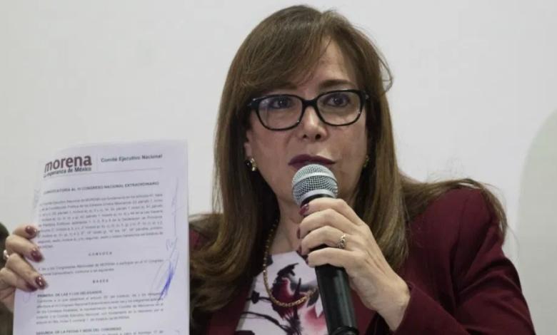 Morena Presenta Denuncia VS Polevnsky Por Lavado De Dinero Y Dañar Al Partido