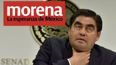 Photo of Morena Va VS Gober De Puebla Por Decir Que Mujeres Desaparecen Por Irse Con El Novio