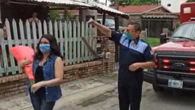 Photo of #Video Ante COVID-19 Papá Paramédico Baila Vals De Lejitos Con Su Hija
