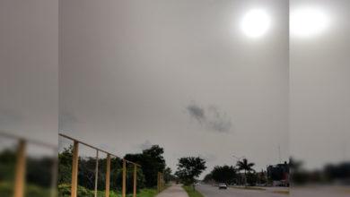 Photo of #Video Ya Llegó El Polvo Del Sahara México Y Así Se Vio En Distintos Estados