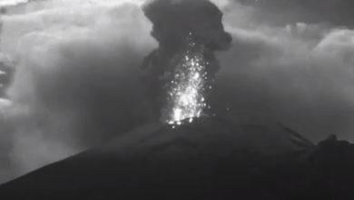 Photo of Sorpresas De Junio: Popocatépetl Tiene Explosión Y Entra A Fase Amarillo