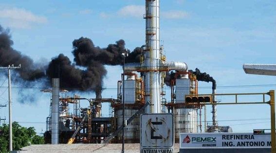 Reportan Intento De Ataque Con Explosivos A Refinería De Guanajuato
