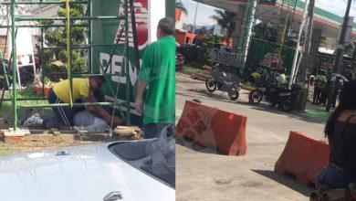 Photo of #Morelia Trabajador De Gasolinera Cae Desde Andamio En La López Mateos