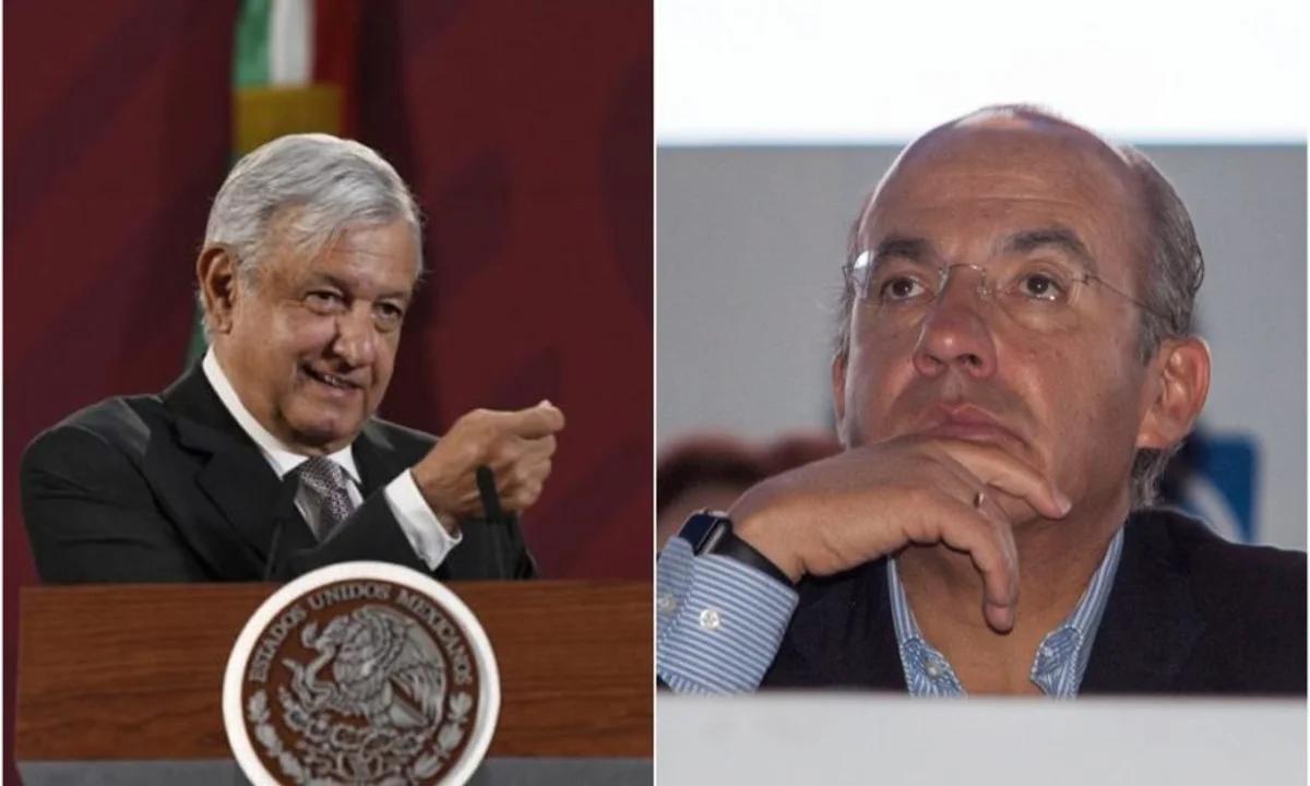 Vergüenza Que Calderón Se Haya Ido A Iberdrola Terminando Mandato: AMLO