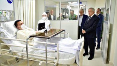 Photo of Aclaran: Visita De AMLO A Hospital Sin Cubrebocas Fue Para Simulacro