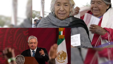 Photo of AMLO Adelantará 4 Meses De Pensión A Adultos Mayores