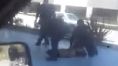 Photo of #Pasa En México: Viralizan Video De Policía Con Pie En Cuello De Detenido