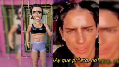 Photo of Lanzan Piñata De Bárbara De Regil Versión Fitness