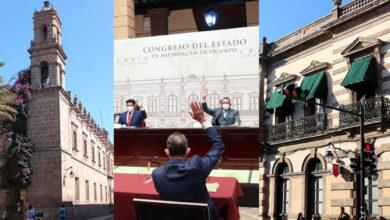 Photo of Cambio De Sede Del Congreso Al Clavijero, Ocasiona Debate Entre Los Legisladores