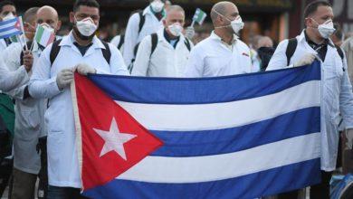 Photo of Cubanos Que Llegaron A Ayudar A Pacientes De COVID-19 Recibirán 135 Millones