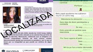 """Photo of Localizan A Joven Que Presuntamente Había Sido """"Levantada"""" En Morelia"""