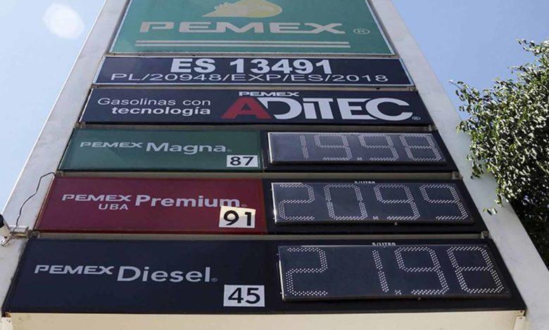 """Precio De Gasolina Regresa A La """"Vieja Normalidad"""""""