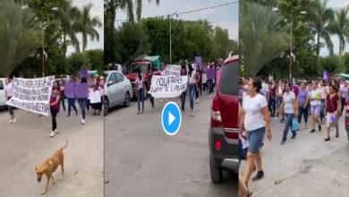 Exigen Justicia Para Valeria, Menor Violada Por Los Viagras En Michoacán