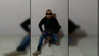 Photo of El 'Marro' Emite Videomensaje Con Amenazas Por La Captura De Su Mamá