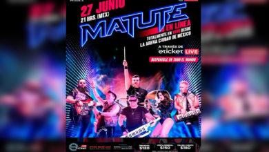 Photo of Desde La Arena CDMX Matute Ofrecerá Concierto Online