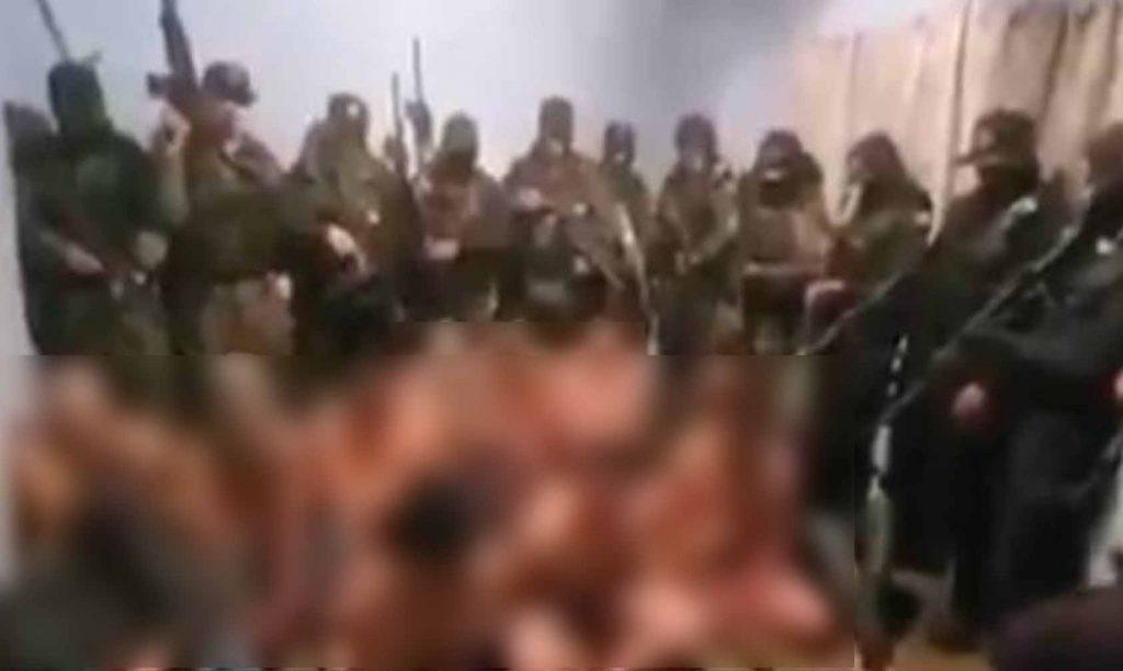 #DeShock Cártel De Sinaloa Desnuda, Interroga Y Ejecuta A Sicarios Del CJNG