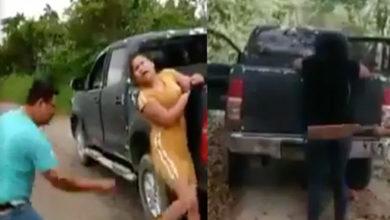 Photo of Pasa En México: Narcos Dan Azotes Y Tablazos A Mujeres 'Halcón'
