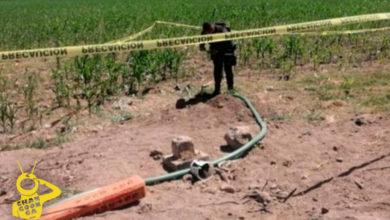 Photo of #Michoacán Polis Hallan Toma Clandestina De Gasolina En Cuitzeo