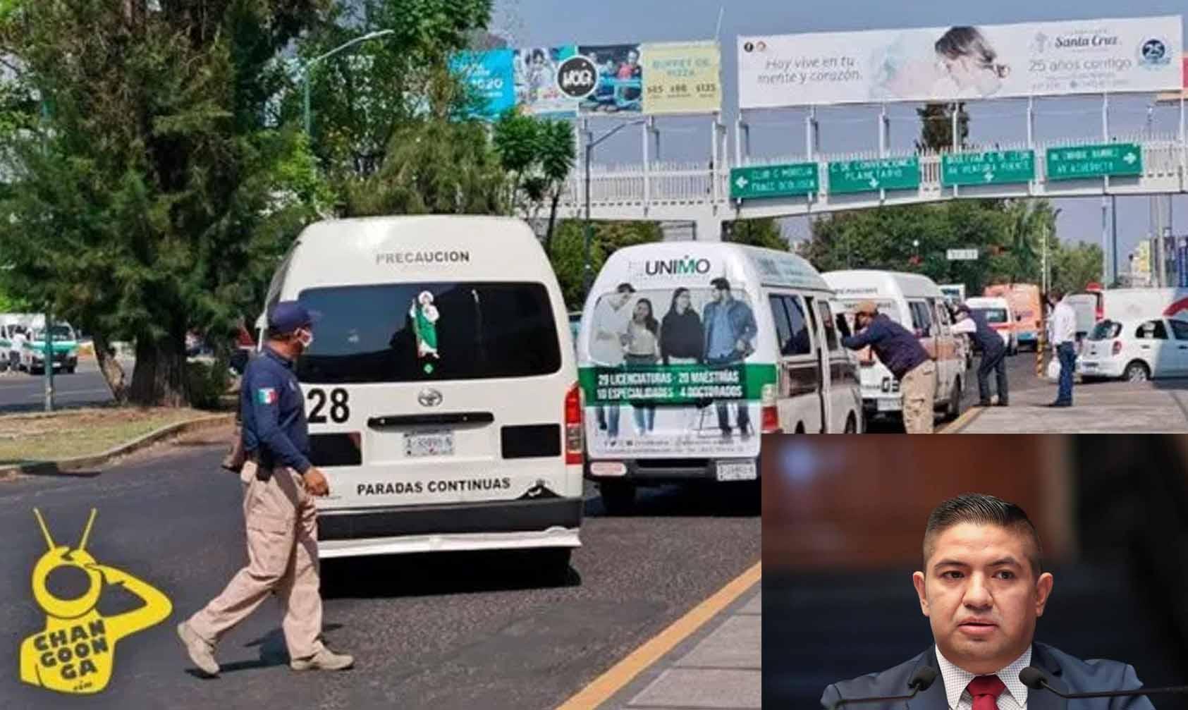 #Morelia Diputado Busca Que Transporte Público Reduzca Pasaje