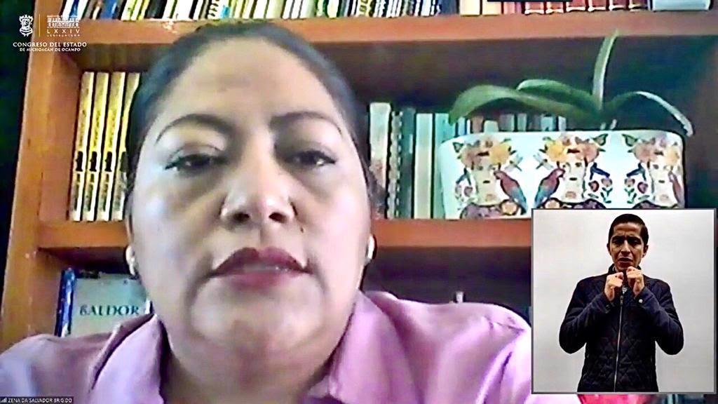 Photo of Reconocimiento A Héroes Anónimos En Michoacán: Zenaida Salvador Brígido