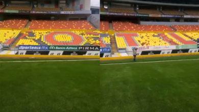 """Photo of #Morelia Estadio Morelos Le Dice Adiós A Letras De """"Monarcas"""""""