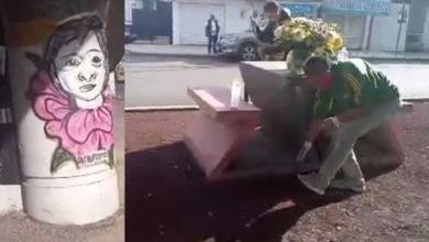 Photo of Pasa En México: Instalarán Altar A Bebé Asesinada Que Fue Encontrada En Mochila