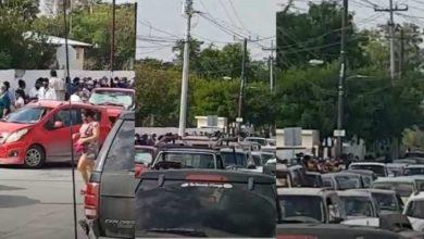Photo of Amontonan A Abuelitos Pese A Pandemia Pa' Darles Apoyo Del Presidente AMLO