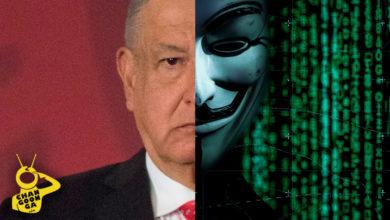 Photo of Anonymous Hackea Página De Condusef Y Deja Amenazas VS AMLO