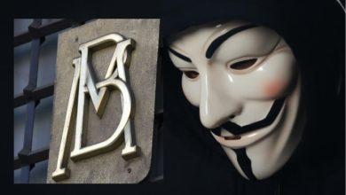 Banco De México Confirma Intento De Hackeo A Sitio Web, Habría Sido Anonymus